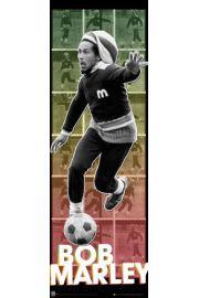 Bob Marley Football - plakat
