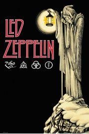 Led Zeppelin Stairway To Heaven - plakat