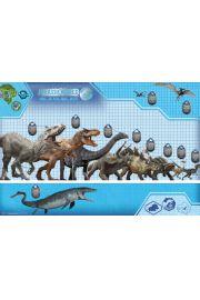 Jurassic World Jurajski Park Dinozaury - plakat