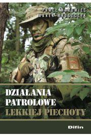 Dzia�ania patrolowe lekkiej piechoty