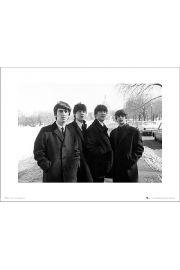 The Beatles Capitol Hill - art print