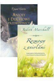 Zestaw: Rozmowy z aniołami i Anioły i duchowi przewodnicy