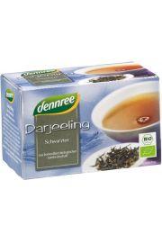 Herbata Czarna Darjeeling Ekspresowa Bio 20 X 1,5 G - Dennree