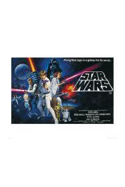 Gwiezdne Wojny Star Wars - reprodukcja