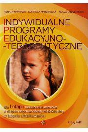 Indywidualne programy edukacyjno-terapeutyczne