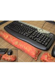 Zestaw kojących poduszek komputerowych