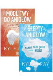 Zestaw 2 książek: Modlitwy do aniołów i Szepty aniołów