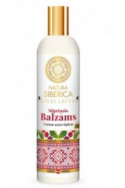 Natura Siberica LOVES LATVIA Balsam do wł. wzmacniający Natura Siberica