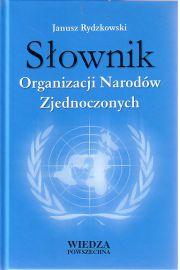 Słownik organizacji narodów zjednoczonych