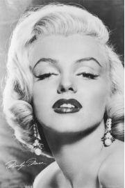 Marilyn Monroe Love - plakat
