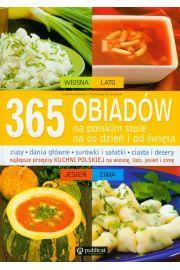 365 obiad�w na polskim stole