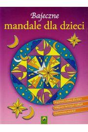 Bajeczne mandale dla dzieci Gwiazdy