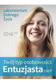 Twój typ osobowości: Entuzjasta (ENFP)
