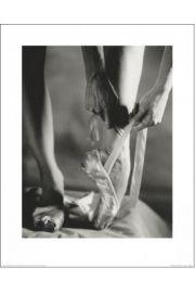 Baletki, Baletnica - reprodukcja