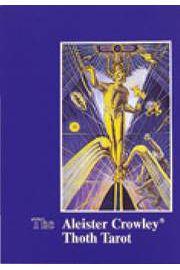 Aleister Crowley Thoth Tarot Standard - (wersja niemiecka)