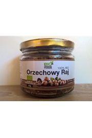 Mas�o orzechowe Orzechowy Raj 250g