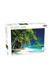 Puzzle Plaża 1000