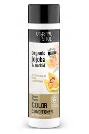 Organiczny Balsam do wł. farbowanych Złota Orchidea OS Organic Shop