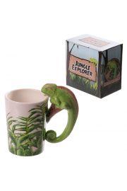Ceramiczny Kubek z nadrukiem Kameleon