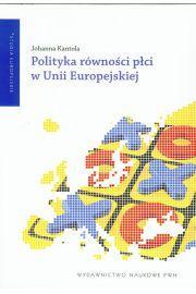 Polityka równości płci w Unii Europejskiej