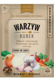 Warzyw kubek - Odporność