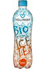 Nap�j Ice Tea O Smaku Brzoskwiniowym Bio 500 Ml (Pet) - Hollinger