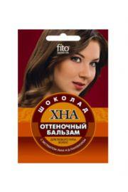 Odżywka koloryzująca do włosów HENNA – czekolada FIT Fitocosmetic