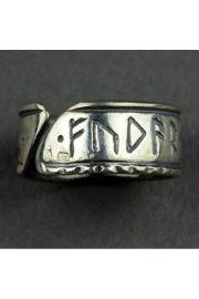 Pierścień z runami Wikingów nr. 27-28