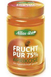Mus Morelowy (75% Owoc�w) Bio 250 G - Allos