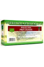Herbatka Polecana Przy Zgadze Bio (20 X 2 G) - Dary Natury