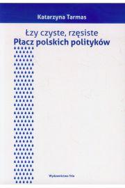 Łzy czyste rzęsiste Płacz polskich polityków