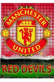 Manchester United Glory - plakat 3D
