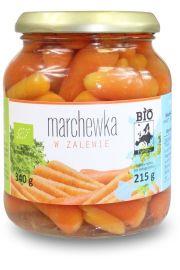 Marchewka W Zalewie W Słoiku Bio 340 G (215 G) - Bio Europa