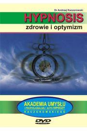 Hypnosis Zdrowie Optymizm DVD - Dr Andrzej Kaczorowski