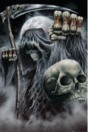 Śmierć - Miłość i Nienawiść - plakat