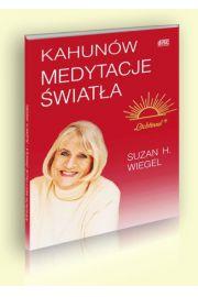 Kahun�w medytacje �wiat�a (p�yta CD) - Suzan H. Wiegel