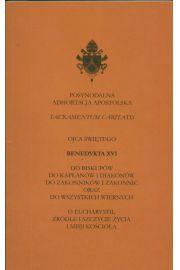 Posynodalna Adhortacja Apostolska Ojca Świętego Benedykta XVI