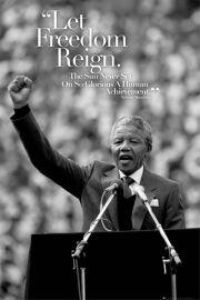Nelson Mandela Wolność - plakat