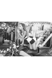 Ariane Grande Bike - plakat