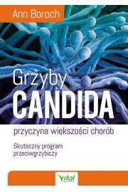 Grzyby Candida. Przyczyna większości chorób