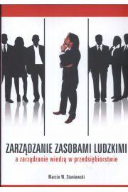 Zarządzanie zasobami ludzkimi a zarządzanie wiedzą