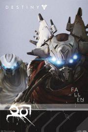 Destiny Fallen - plakat