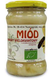 Miód Wielokwiatowy Bio 400 G - Sznurowski