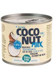Mleczko Kokosowe (22% Tłuszczu) Bio 200 Ml - Terrasana