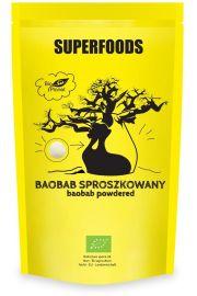 Baobab Sproszkowany Bio 150 G - Bio Planet