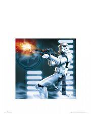 Gwiezdne Wojny Star Wars Szturmowiec - reprodukcja