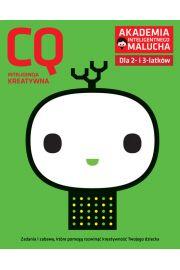 CQ Inteligencja keatywna Akademia Inteligentnego Malucha dla 2-3 latków