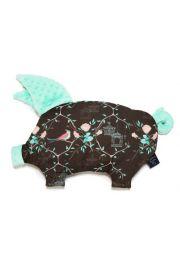 PODUSIA DO WÓZKA SLEEPY PIG - MAGGIE ROSE CHOCO | OPAL