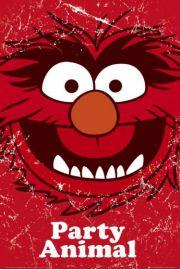 The MuppetsZwierzak - plakat
