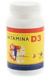 Witamina D3 60 Tabletek - Mts